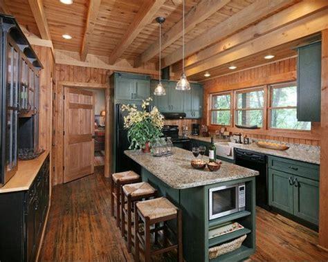 Distressed Hardwood Flooring In Kitchens - unique and rustic with diy distressed wood flooring