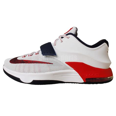 kd basketball shoes 2014 nike kd 7 vii ep usa independence day 2014 mvp kevin