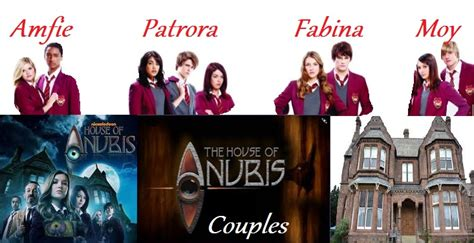 house of anubis fanfiction user blog pucktana88 couple piccy house of anubis wiki
