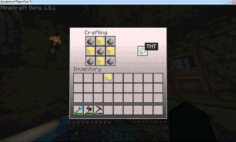 wie baut bei minecraft ein bett minecraft wie baut tnt wie stellt tnt
