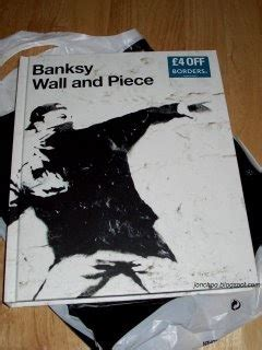 banksy wall and piece 1844137872 jonchoo book review banksy wall and piece