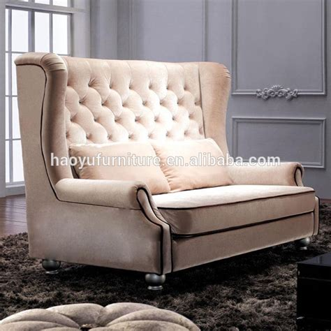 High Back Chesterfield Sofa by Tb02 High Back Chesterfield Sofa 2 Seater Sofa Velvet