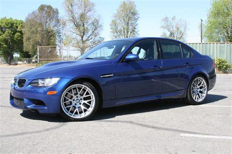 2011 e90 Le Mans Blue 20% window tint