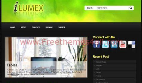wordpress theme free yellow yellow green black wordpress theme freethemes4all