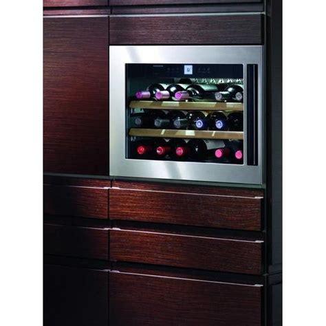 built in wine cooler cabinet liebherr wine cooler hws 1800 18 bottle built in wine