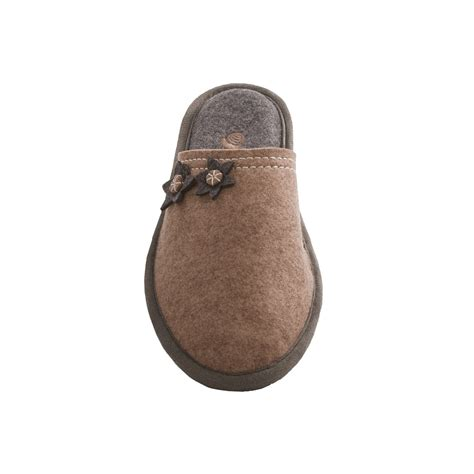 acorn house shoes acorn dorm scuff slippers for women 8883t save 66