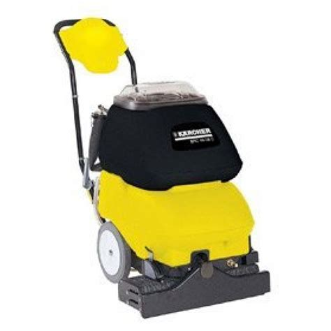 Upholstery Extractor Machine Karcher Self Contained Carpet Extractor