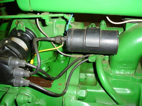ignition wiring john deere