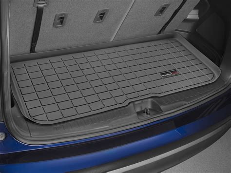 weathertech cargo liner trunk mat for honda pilot 2016