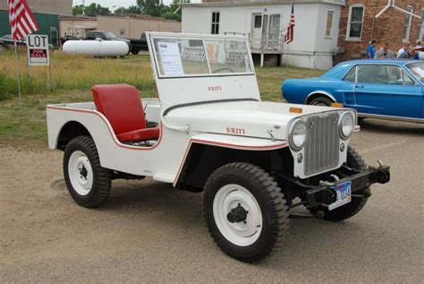1949 willys jeep 1949 willys jeep cj 2a truck 1 4 ton values hagerty