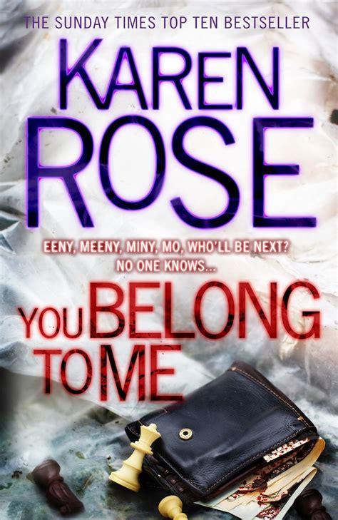 Novel Terjemahan You Belong To Me you belong to me 171 crime and publishing
