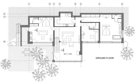house plans architect gallery of house villa near vilnius gyza 14
