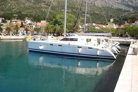 catamaran hire dubrovnik nautitech 47 catamaran charter croatia