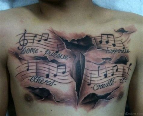 chest tattoo words designs 51 amazing tattoos on chest