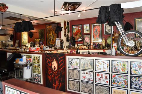 famous tattoo shops 28 best shops in san francisco best