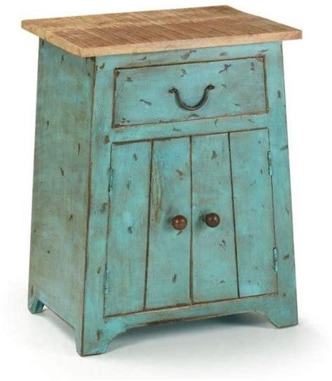vendita mobili in ceggio vendita mobile in legno colore celeste invecchiato d
