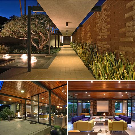 leo dicaprio house leonardo dicaprio s home in palm springs popsugar home