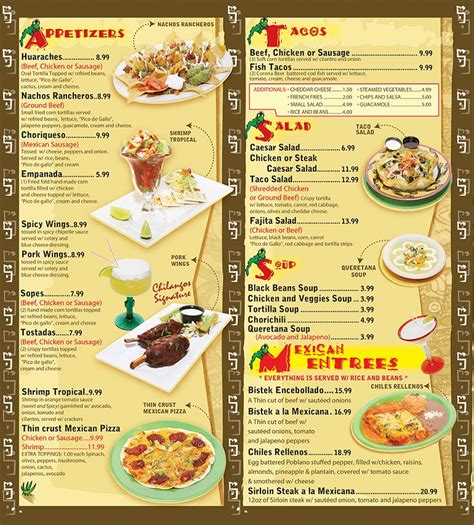restaurant menu the psychology restaurants use to manipulate you