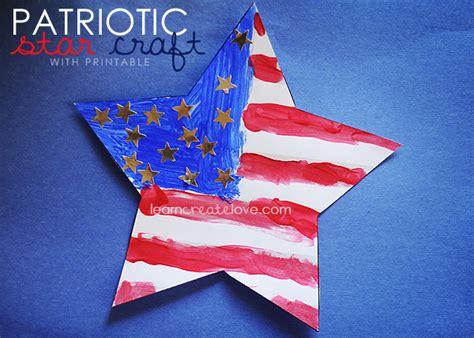 patriotic crafts for patriotic craft