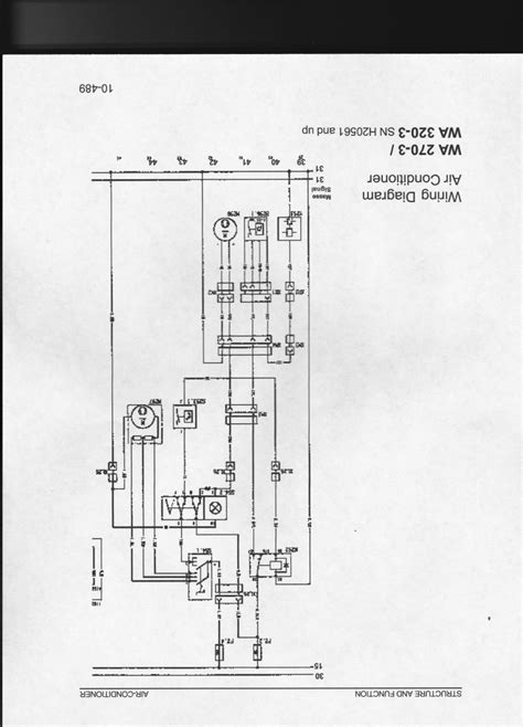 komatsu d20 wiring diagram wiring diagram with description