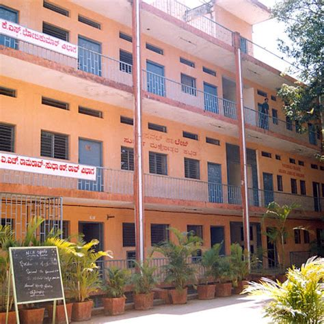 National School Of Business Bangalore Mba Fees by The National Degree College Bangalore Images Photos