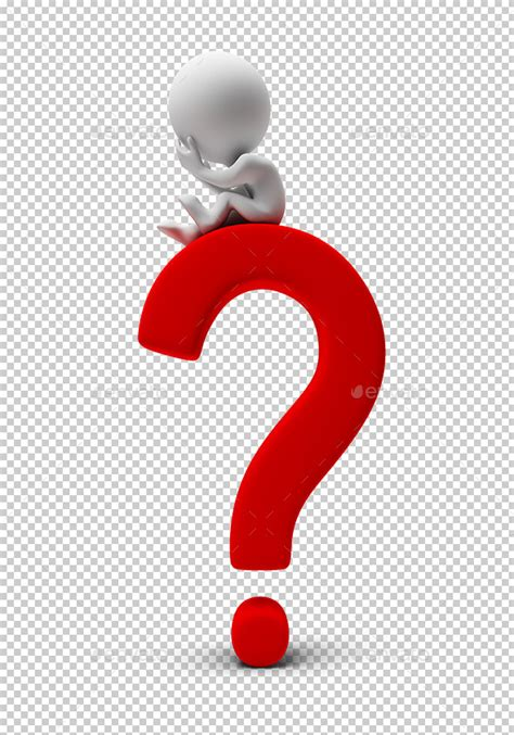 small people question mark  anatolym graphicriver