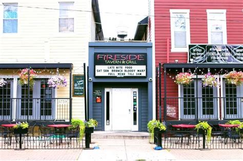 New Property Records Fireside Restaurant One Of City S Running Saloons Gets New Owner Edgewater