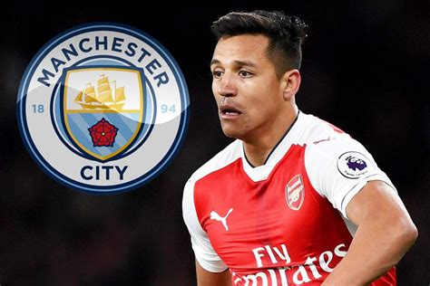 alexis sanchez man city sanchez tradhton arsenalin gjen klubin e ri foto