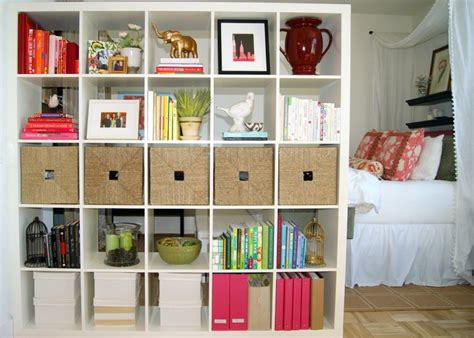 bookshelf room divider ideas 4 great room divider ideas decorilla