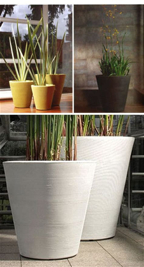 Modern Planters: Madison Planter 26 inch Height x 26 inch