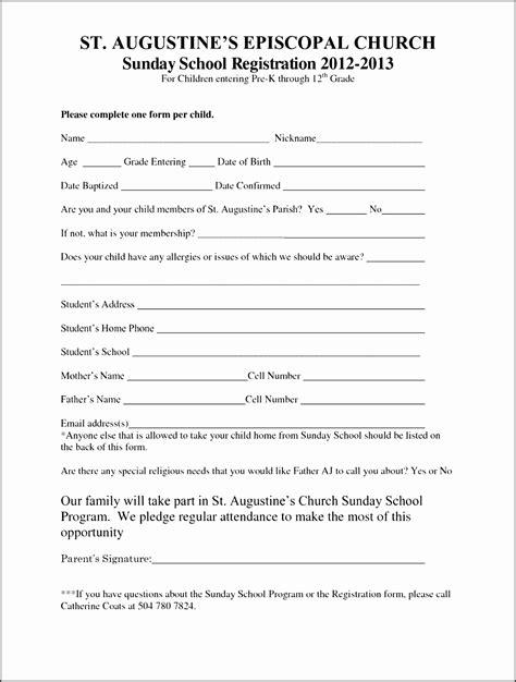 8 Registration Template Xls Sletemplatess Sletemplatess Registration Form Template Docs