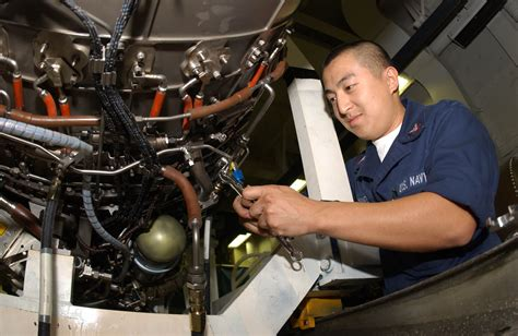 Aircraft Mechanic Description by File Us Navy 041111 N 2143t 013 Aviation Structural Mechanic 2nd Class Chou Yang Of Braselton
