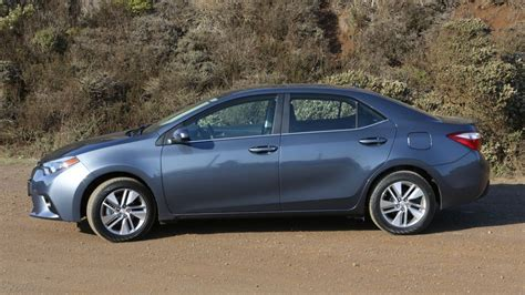 toyota corolla review corolla update shows nice