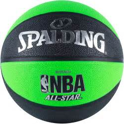 Spalding nba all star 28 5 quot green black basketball walmart com