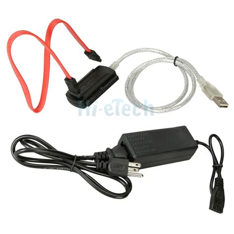 Usb Ata us hdd drive adapter converter cable usb 2 0 to