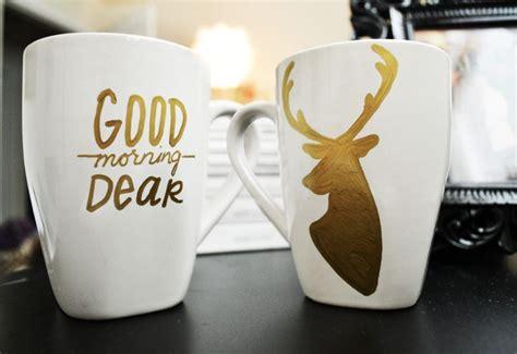 {Steal Of The Week} DIY Sharpie Mugs ? Blog by Jessie Holeva