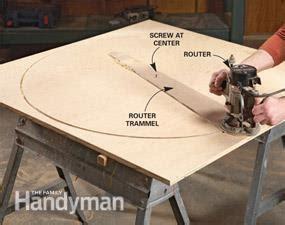 cut curves  wood family handyman