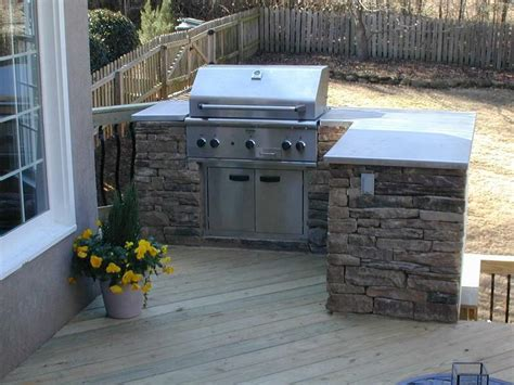 outdoor kitchen against house outdoor grills built in plans outdoor kitchen on deck