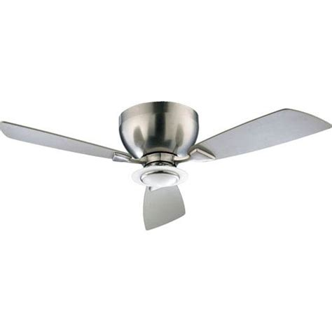 44 Inch Ceiling Fans by Quorum International Nikko One Light Satin Nickel 44 Inch Ceiling Fan On Sale