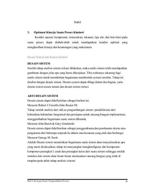 Memahami Konsep Pengendalian 1 160124864 bab i konsep dasar pengendalian proses