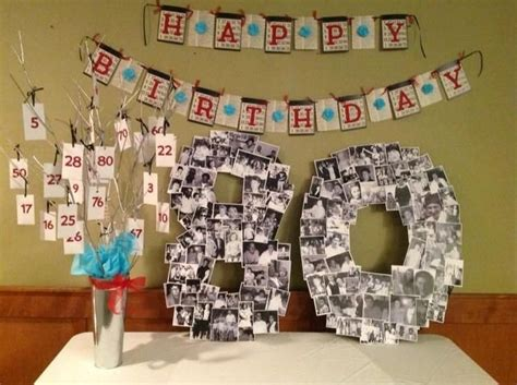 80th birthday ideas 18 best ideas to plan 80th birthday for your