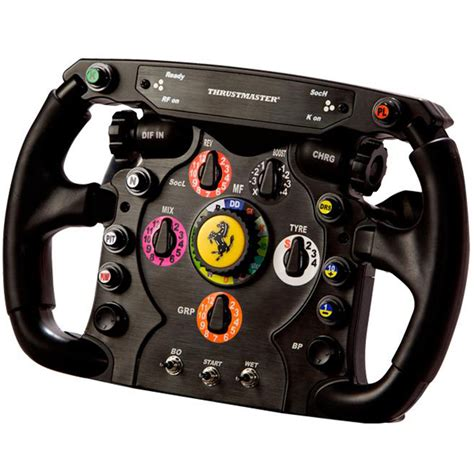 volante f1 pc thrustmaster f1 wheel add on volant pc