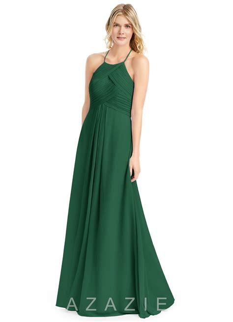 Dress Green azazie bridesmaid dress azazie