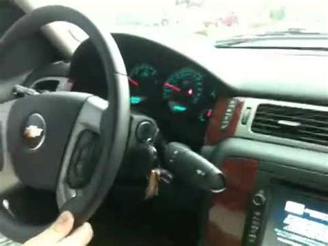 chevy tahoe directv bypass navigation youtube