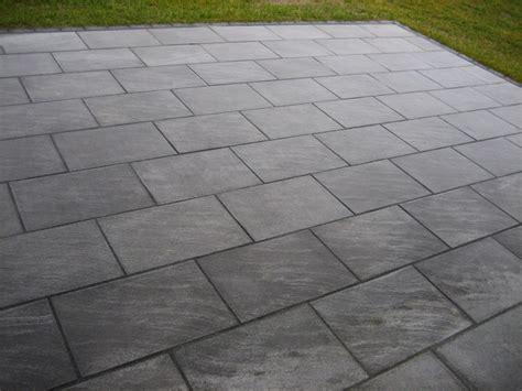 beton fliesen terrasse apelt beton und natursteinwaren gmbh