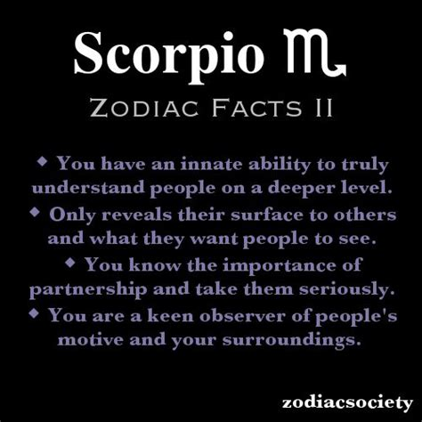 the gallery for gt scorpio horoscope sign personality