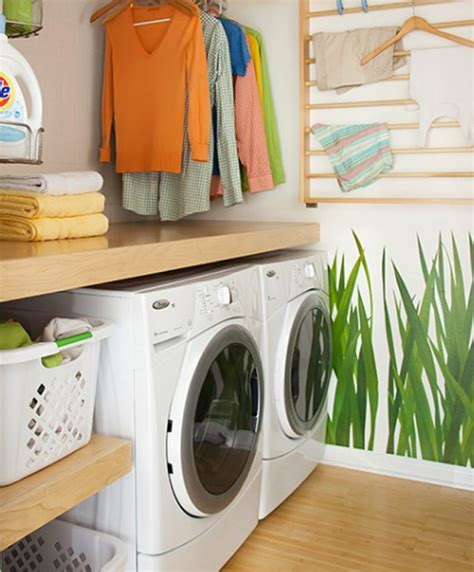 Small Laundry Room Decorating Ideas 20 Small Laundry Room Ideas White And Clean Solutions Home Design And Interior