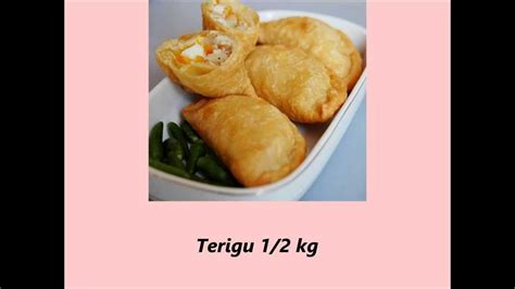 youtube membuat pastel resep membuat pastel goreng isi ayam youtube