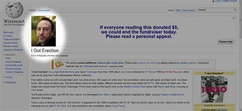 Wikipedia Donation Meme - image 224958 wikipedia donation banner captions