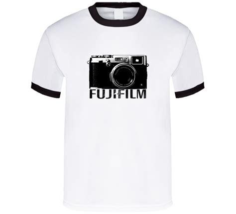 T Shirt Fuji Hitam fujifilm x100s t shirt